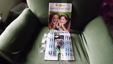 Rainbow Loom Kit  Rubber Bands And Book Jewelry Made Easy