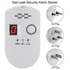 LCD LPG LNG Coal Natural Gas Security Alarm Sensor Warning Detect Practical