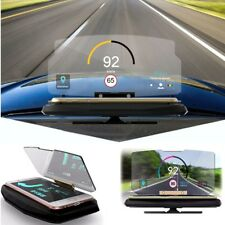 Car HUD Holder Head Up Display GPS Navigation Projection Phone Bracket Universal
