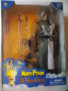 SIDESHOW MONTY PYTHON AND THE HOLY GRAIL 1/6 FIGUR - SIR LAUNCELOT RITTER FIGUR