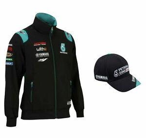 Official  Petronas Yamaha Team Softshell Jacket + FREE Yamaha Cap  20PY AJ