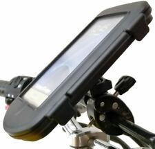 Waterproof Bike Motorcycle Crossbar Clamp Mount for Samsung Galaxy S7 Edge