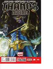 Thanos Rising #3 Death! 1st print FREE SHIPPING @ $30 in USA!
