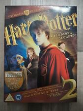 Harry Potter and the Chamber of Secrets Ultimate Edition Blu-Ray+DVD