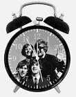 "The Beatles Alarm Desk Clock 3.75"" Home or Office Decor E93 Nice For Gift"
