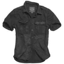 Camisas y polos de hombre de manga corta corte clásico 100% algodón