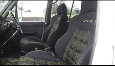 60 Series Landcruiser XR6 Seat Upgrade Kit - from two toyota bucket seats