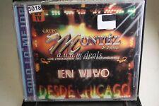Grupo Montéz de Durango  - En Vivo Desde Chicago , 2004 ,Music CD (NEW)