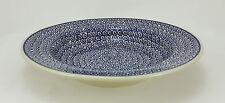 Bunzlauer Keramik Teller, Essteller, Suppenteller,tiefer Teller, ø 24cm(T133-63)