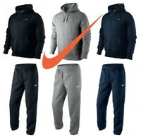 Nike Mens Joggers Sweatpants Classic Tracksuit Bottoms Fleece Trouser Jogging