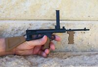 Australian Owen Gun 1:3 Scale Plastic Model  Easy Assembly Made in Australia!