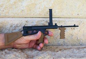 Australian Owen Gun 1:3 Scale Plastic Model  Easy Assembly Made in Australia!