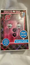 Monster High Voltageous Earbuds Bling Blinged Out Style