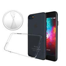 ULTRA SLIM Case für iPhone 7 Silikon Hülle Schutzhülle TPU Transparent Thin Dünn