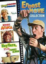 Ernest Movie Collection DVD Jim Varney None