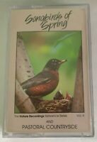 Songbirds Of Spring And Pastoral Countryside Cassette Tape Volume X Nature
