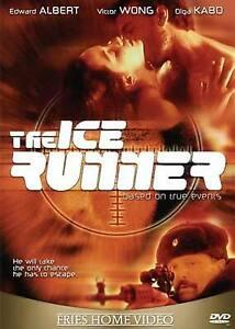 The Ice Runner DVD 1992 Adventure Drama Movie - Edward Albert