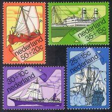 Netherlands 1973 Welfare Fund/Ships/Boats/Sailing/Nautical/Transport 4v (n39906)