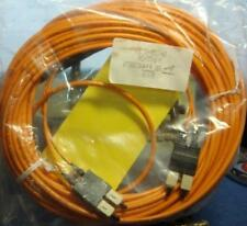 NEW Siecor Fiber Optic Cable System/Duplex SC/50 FT