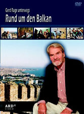 DVD * GERD RUGE UNTERWEGS -  RUND UM DEN BALKAN # NEU OVP ^