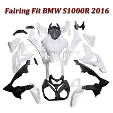 Unpainted ABS Plastic Injection Fairings Bodywork Fit For BMW S1000R 2016 16 Hot
