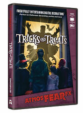Tricks and Treats DVD Halloween Virtual Window Projection Prop by AtmosFear FX