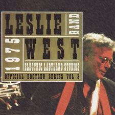Electric Ladyland Studios 1975 - 2 DISC SET - Leslie West (2012, CD NEUF)