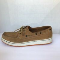 Men's Topsider Sperry's Authentic Original Boat Shoes Brown Size 12