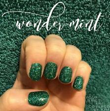 Color Street WONDER-MINT(Spearmint Green Glitter Sparkly)
