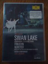 DVD ** TCHAIKOVSKY SWAN LAKE ** BALLET LAC CYGNES LANCHBERY Comédie musicale