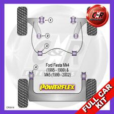 Ford Fiesta Mk4 (95-99) Powerflex Complete Bush Kit