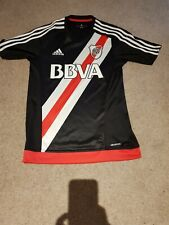 Genuine River Plate 4th Football Shirt, adidas, Small S (BNWT) - FREE DELIVERY!