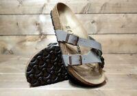 BIRKENSTOCK SS20 // Yao Balance Stone // Womens Sandals // NEW!!!
