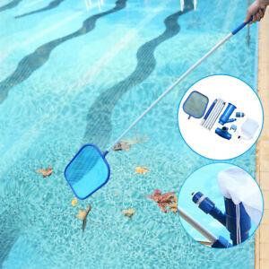 Swimming Pool Cleaner Vacuum Jet Cleaning Tool Head Manual Fishing Net Tool YF