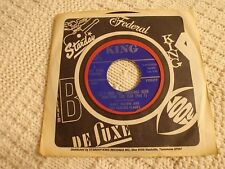 JAMES BROWN LET'S MAKE THIS CHRISTMAS MEAN SOMETHING PARTS 1 & 2 KING 6072 M-