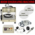 USB 4Axis 560W CNC 3040T Router 3D Engraver Carving Drilling Milling Machine USA