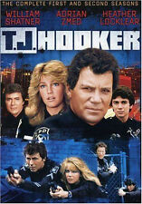 T.J. Hooker - The Complete First and Second Seasons (DVD 6 disc)  NEW
