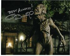 Tom Woodruff Jr Authentic Signed 8x10 Movie Photo Autographed, Pumpkinhead