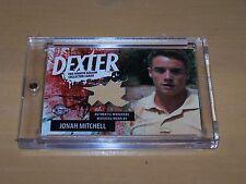 Dexter Season 4 Trading Card - Costume Card - Jonah Mitchell D4-C JMY
