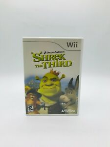 Shrek the Third (Nintendo Wii, 2007)