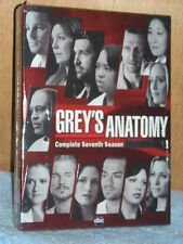 Greys Anatomy: Complete Seventh Season (DVD, 2011, 6-Disc Set) Tv Series
