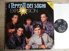 I Teppisti Dei Sogni – Explosion - LP