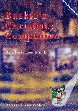 Busker de Navidad de compañero de cualquier instrumento en Eb Saxofón / Tenor Horn