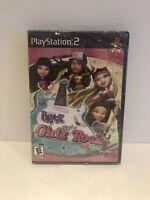 Sony Playstation (PS2): Bratz Girlz Really Rock - Brand New Sealed - FREE SHIP