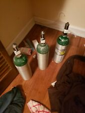 M6 Medical Oxygen Tank Cylinder Un1072 Empty 165 Liter Capacity Weld or Other