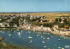 Carte BELLE ILE EN MER Le petit Port de Sauzon
