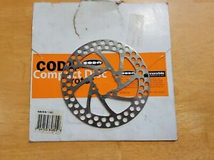 Cannondale CODA Compact Disc 4 Bolt 151mm Old School Mountain Bike Rotor