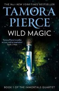 Wild Magic by Tamora Pierce  **NEW PAPERBACK, ILLUMICRATE EXCLUSIVE EDITION**