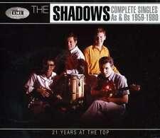 The Shadows: Complete Singles A's B's 1959 - 1980, 4CD Neu