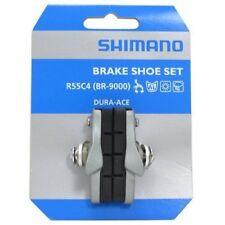 Shimano 105 5800-S R55C4 Silver Road Brake Pads, 2pcs